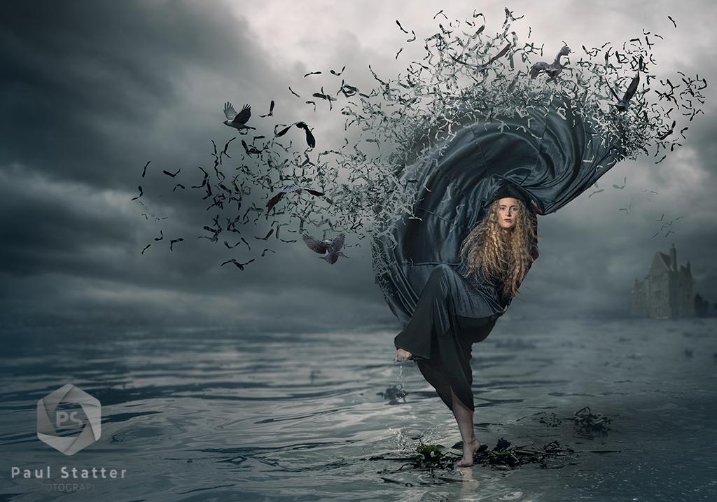 creative raven fiap photographer photoshop paul colour cup club statter amazing queen