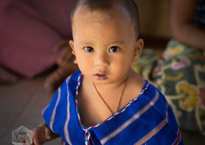 Myanmar Child