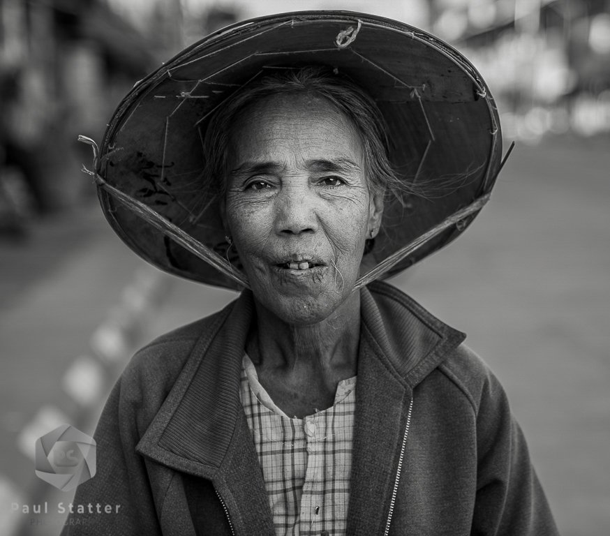 Myanmar Faces