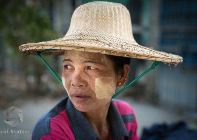 Myanmar Face