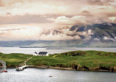 Icelandic Ferry