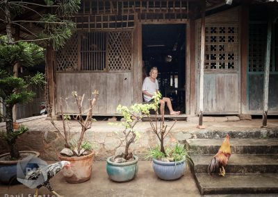 Vietnamese Villager